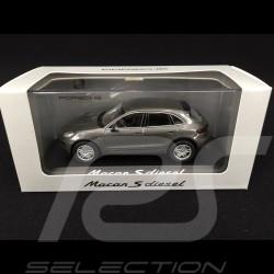 Porsche Macan S Diesel 2013 grau 1/43 Minichamps WAP0201510E