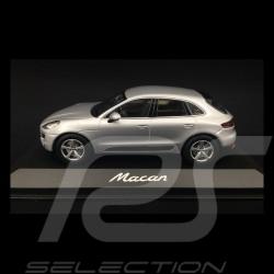 Porsche Macan grey 1/43 Minichamps WAP0201540E