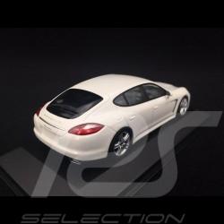 Porsche Panamera Diesel 2012 white 1/43 Minichamps WAP0200090C