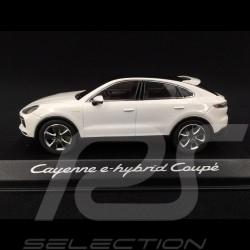 Porsche Cayenne e-hybrid Coupé 2019 weiß 1/43 Norev WAP0203170K