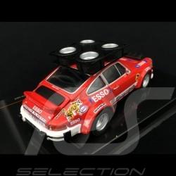 Porsche 911 SC Gr. 4 Monte Carlo Rally 1980 Almeras Service car 1/43 Ixo RAC274X