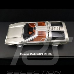Porsche 914 /6 Tapiro 1970 Giugiaro Ital Design 1/43 Autocult 60032