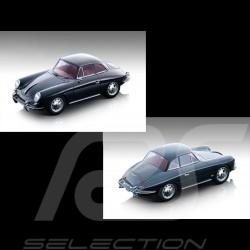 Preorder Porsche 356 Karmann Hardtop 1961 black 1/18 Tecnomodel TM18