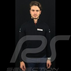Adidas Knit sweater Porsche Motorsport Cotton blend Black Porsche Design WAX10101 - unisex