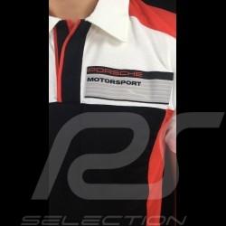 Adidas Polo Porsche Motorsport black / white / red / grey Porsche Design WAX201002 - men