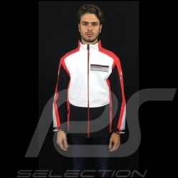 Adidas Softshell jacket Porsche Motorsport Black / White / Red / Grey Porsche Design WAX20104 - men