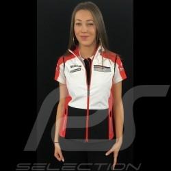 Adidas Ärmellose Softshelljacke Porsche Motorsport Schwarz / Weiß / Rot / Grau Porsche Design WAX30102 - Damen