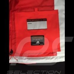 Adidas jacket Porsche Motorsport All Weather Black / White / Red / Grey Porsche Design WAX20105 - men