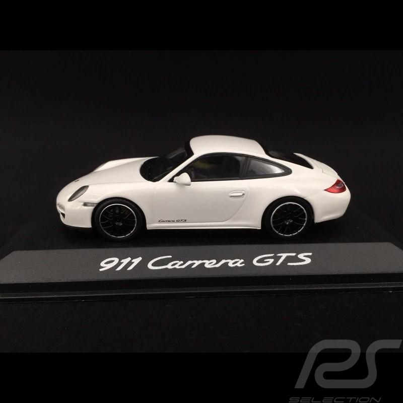 Porsche 997 Carrera GTS  Mk 2 2011 weiß 1/43 Minichamps WAP0200200B