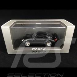 Porsche 911 type 997 GT2 2008 schwarz 1/43 Minichamps WAP02000118