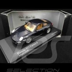 Porsche 911 type 997 Carrera S 2004 gris