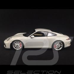Porsche 911 type 991 GT3 Touring phase II 2018 gris craie chalk grey kreidegrau 1/18 Minichamps 110067424