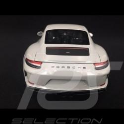 Porsche 911 type 991 GT3 Touring phase II 2018 chalk grey 1/18 Minichamps 110067424
