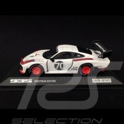 Porsche 935 /19 Spectrum edition Martini basis 991 GT2 RS 2018 n° 70 1/43 Minichamps WAP0200890L001