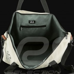 24h Le Mans Legende Travel bag Weekend Beige Cotton Official Supply LM300BE-16