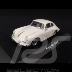 Porsche 356 B Coupé 1961 dolphingrey 1/43 Minichamps 940064301