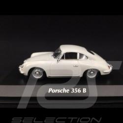 Porsche 356 B Coupé 1961 gris dauphin dolphingrey delphingrau 1/43 Minichamps 940064301