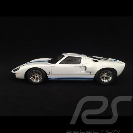 Ford GT40 Mk I 1968 white 1/18 Solido S1803002