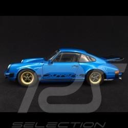 Porsche 911 Carrera 3.0 Coupé 1977 bleu Minerve 1/18 Solido S1802601 blue Minerva Minervablau