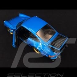 Porsche 911 Carrera 3.0 Coupé 1977 Minerva blue 1/18 Solido S1802601