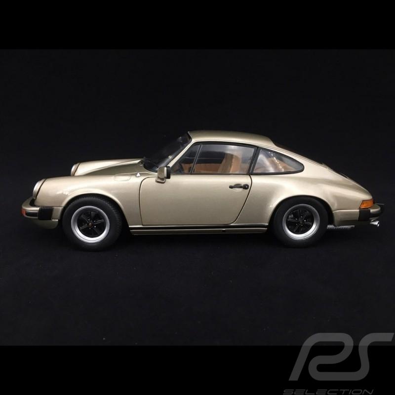 Porsche 911 Carrera 3.2 1984 bronze 1/18 Solido S1802602