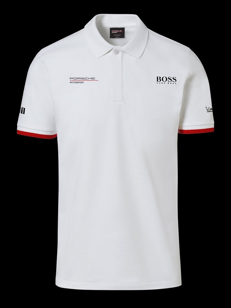 BOSS Mens Polo Shirt