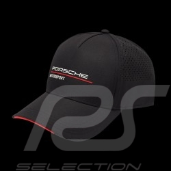 Porsche Cap Motorsport 3 Perforated black Porsche WAP8000010LFMS