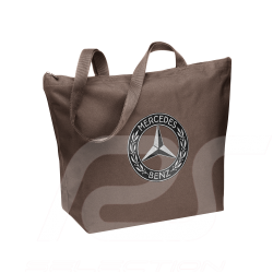Shopper - Mercedes Classic Shopping bag Brown Mercedes-Benz B66041531