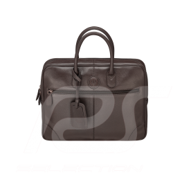 Mercedes Classic Business bag Dark brown Leather Mercedes-Benz B66042012