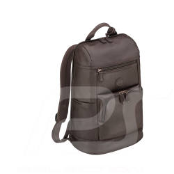 Mercedes Classic Backpack bag Dark brown Leather Mercedes-Benz B66042013