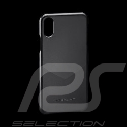 Porsche Hard case for I-phone X polycarbonate material black WAP0300240K