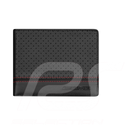 Mercedes AMG Wallet Black Leather Mercedes-Benz B66953227