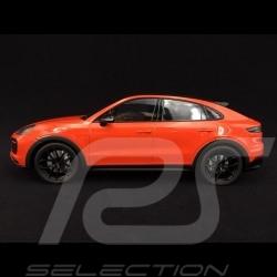 Porsche Cayenne S Coupé 2019 orange fusion 1/18 Norev WAP0213180K lava orange lavaorange