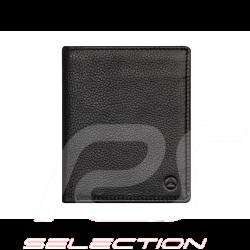 Mercedes RFID Geldbörse Schwarz Leder Mercedes-Benz B66953717