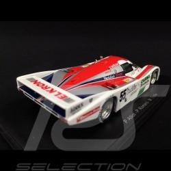 Porsche 956 /62 C n° 55 Le Mans 1986 1/43 Spark S7510