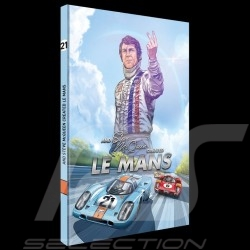 Comic Buch And Steve McQueen created Le Mans - Band 2 - Englisch