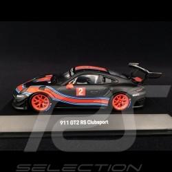 Porsche 911 typ 991 Gt2 RS Clubsport Martini 1/43 Spark WAP0201530L
