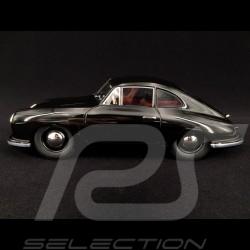 Porsche 356 Gmünd Coupé Black 1/18 Schuco 450025200
