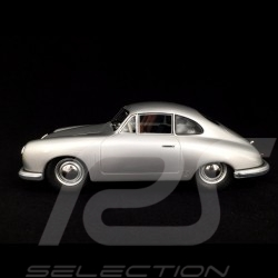 Porsche 356 Gmünd Coupé Gris argent 1/18 Schuco 450025300