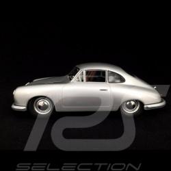 Porsche 356 Gmünd Coupé Silver Grey 1/18 Schuco 450025300