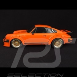 Porsche 934 1976 orange 1/12 Minichamps 125766405