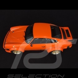 Porsche 934 1976 orange 1/12 Minichamps 125766405