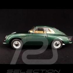 Porsche 356 A Carrera Coupé Green 1/18 Schuco 450031400