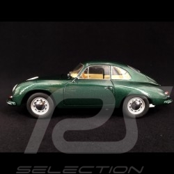 Porsche 356 A Carrera Coupé Vert 1/18 Schuco 450031400