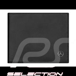 Mercedes Kreditkartenetui RFID Schwarz Leder mit Geldscheinklammer Mercedes-Benz B66953959