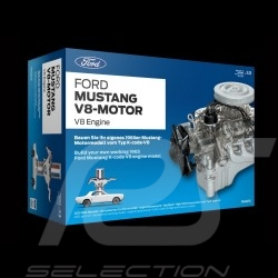Moteur Engine Motor Ford Mustang V8 K-code 1965 1/3 à monter kit Bausatz