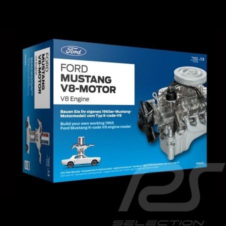 Moteur Engine Motor Ford Mustang V8 K-code 1965 1/3 à monter kit Bausatz