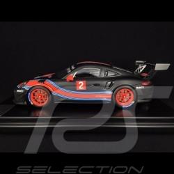 Porsche 911 typ 991 Gt2 RS Clubsport Martini 1/12 Spark WAP0231530L