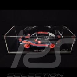 Porsche 911 type 991 Gt2 RS Clubsport Martini 1/18 Spark WAP0211530L