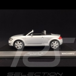 Audi TT Roadster 1999 silbergrau 1/18 Minichamps 155017031